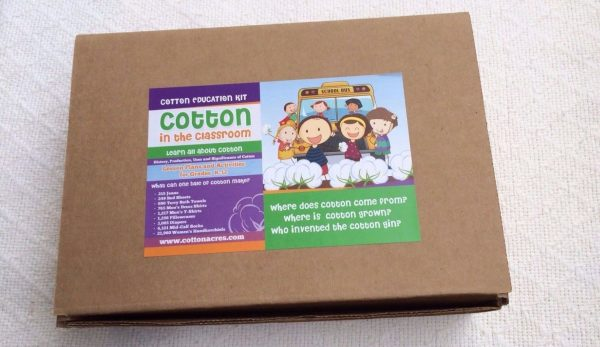 education kit for cotton K-12