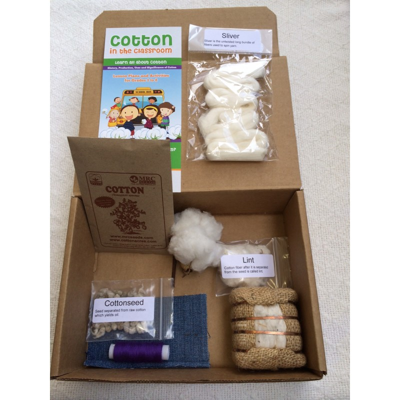 Agrica Cotton Education Kit JU...