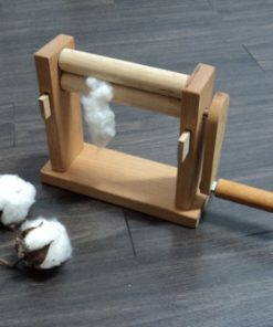 cotton gin roller gin demo model