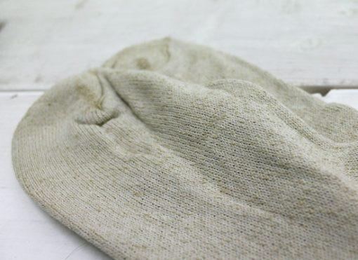 green short crew socks