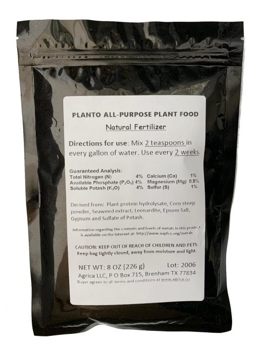 100% Organic Fertilizer